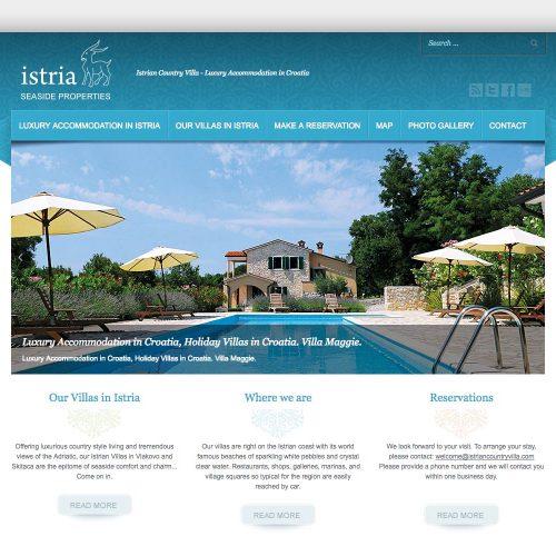Istrian Country Villa