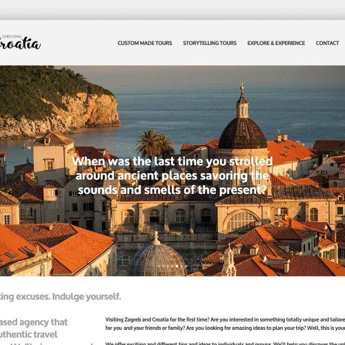 Checking Croatia